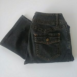 Cabi Contemporary Fit 2 Button Jeans